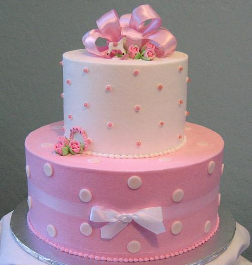 Cake Design For Baby Girl : Lindos Bolos de Princesas!