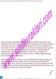 8.Sinif Turkce Enderun Yayinlari Calisma Kitabi Cevaplari Sayfa 14