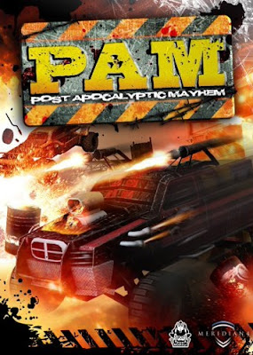 Post Apocalyptic Mayhem (PAM) PC Cover