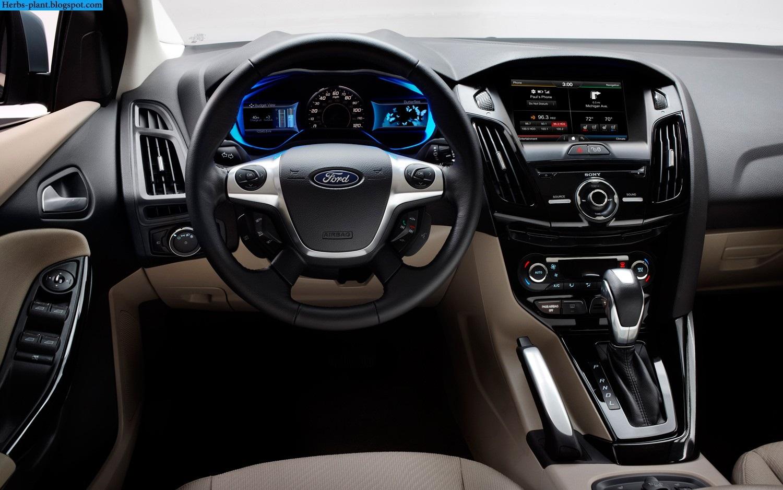 Ford focus car 2013 interior - صور سيارة فورد فوكس 2013 من الداخل