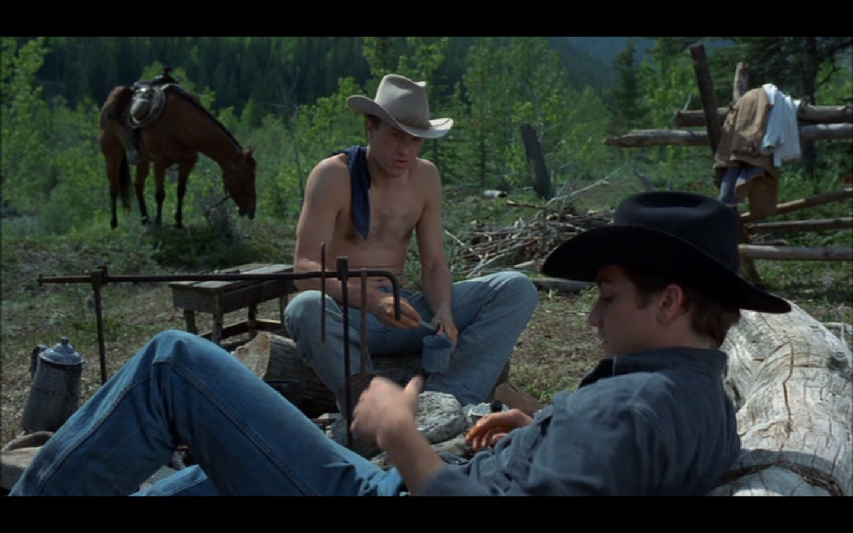 Brokeback Mountain Nude