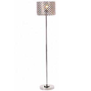 Z GALLERIE ALLURE FLOOR LAMP