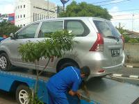 Pengiriman Totota avanza B 1247 SRY Jakarta ke Pontianak