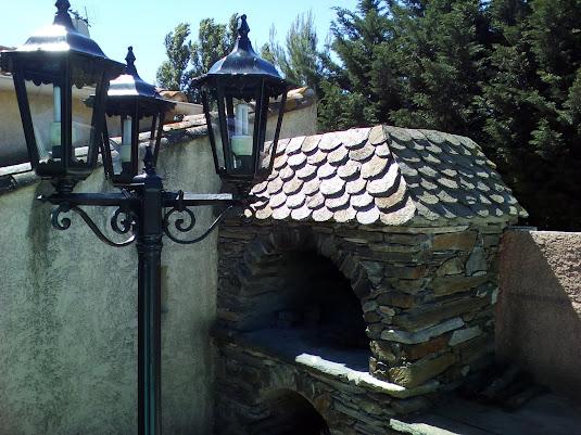 Villa olivier - BBQ