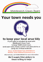 MIDDLEWICH CLEAN TEAM