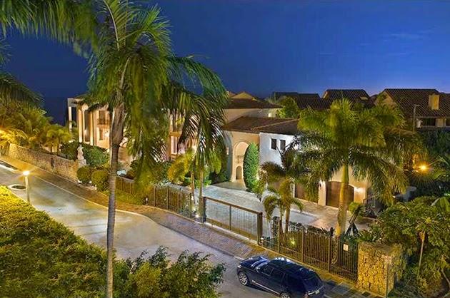 LeBron James vende mansión en Miami 5