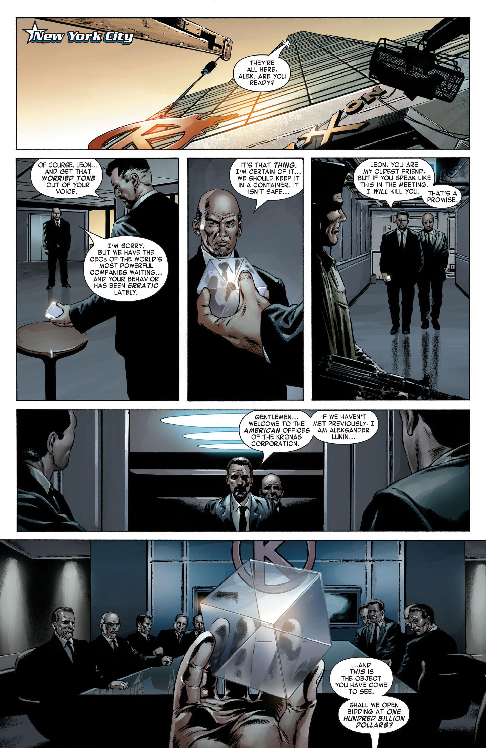 Captain America (2005) Issue #12 #12 - English 3