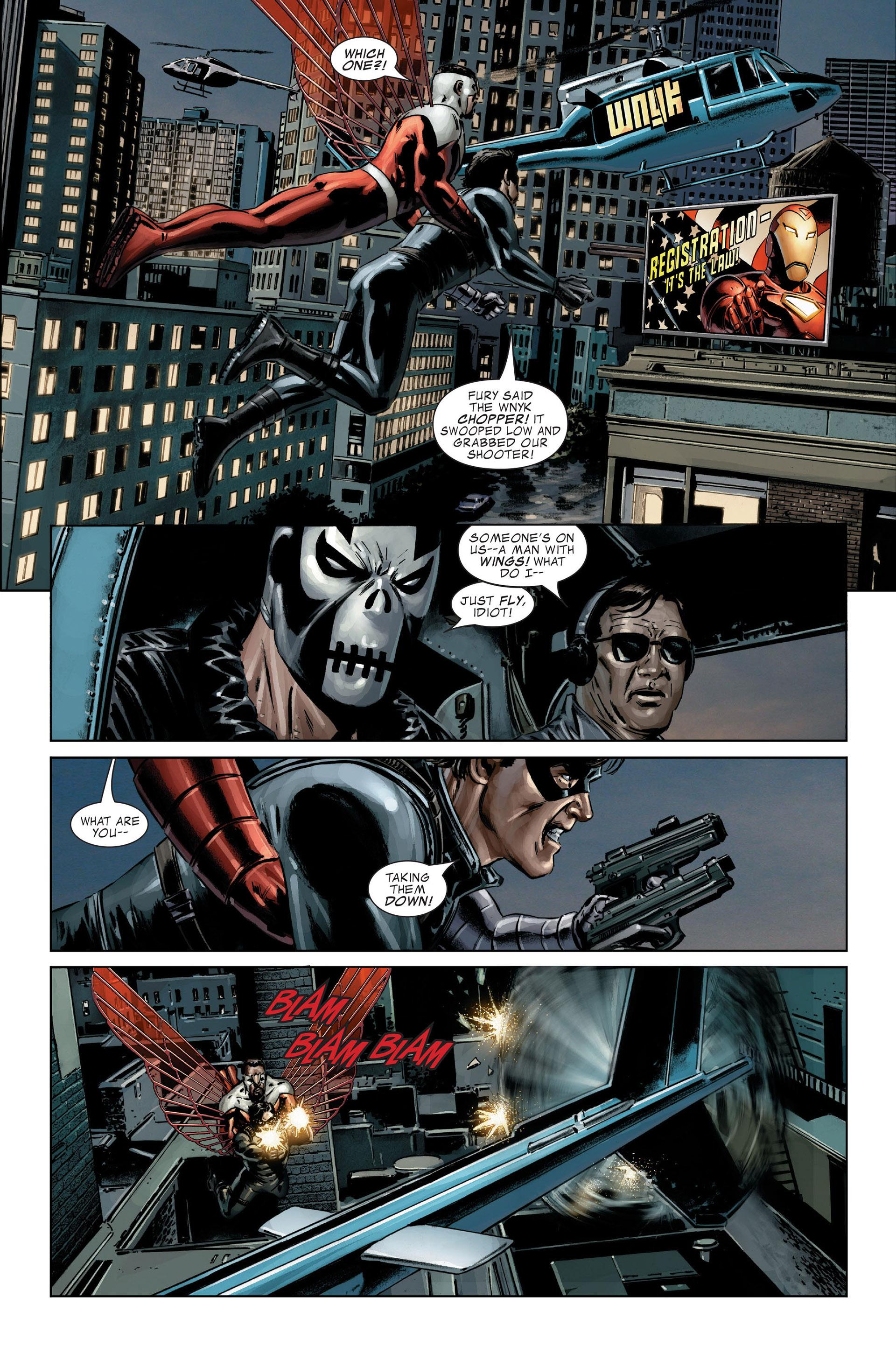 Captain America (2005) Issue #25 #25 - English 23