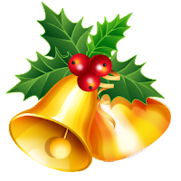 add christmas bells to blog
