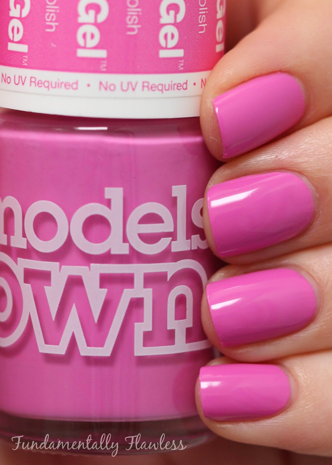 Models Own Persian Pink Hypergel swatch