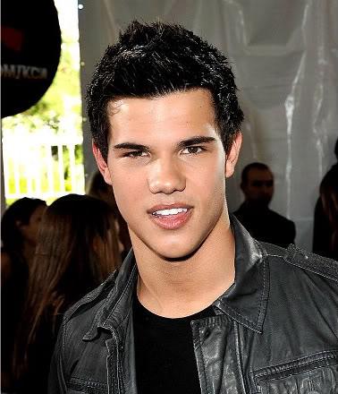 Model Rambut Taylor Lautner