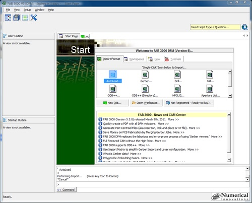 fab 3000 software