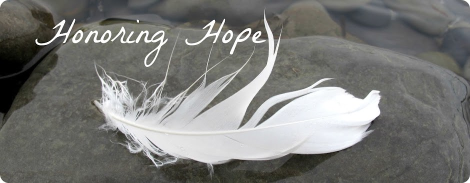 honoring hope