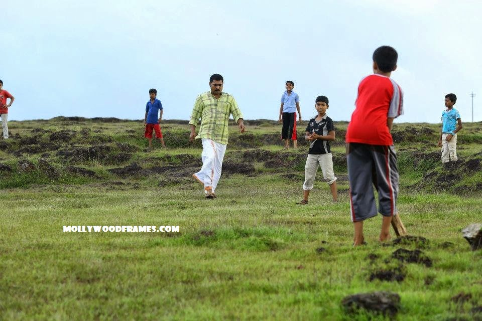 Suraj Venjaramoodu in 'Pedithondan' Malayalam movie