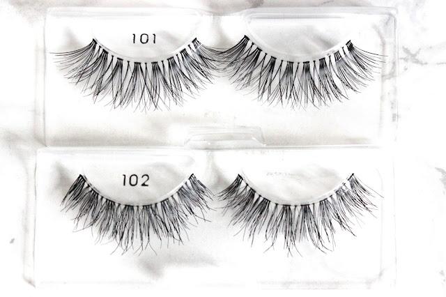 Ono Lash False Eyelashes - 101 and 102