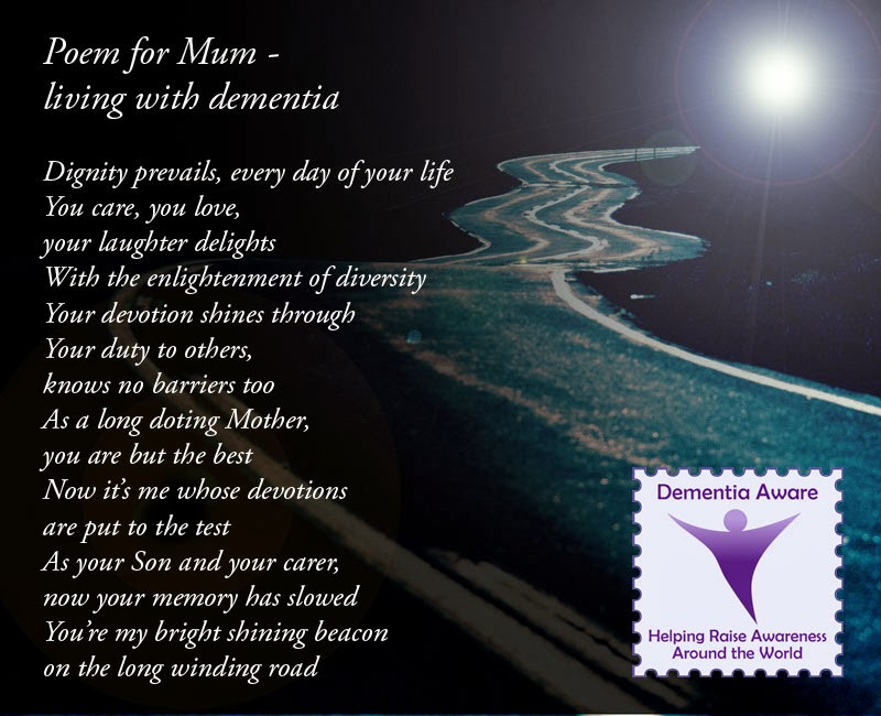 Design for dementia my poem for mum living with dementia