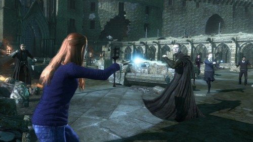 Cheat Harry Potter And The Deathly Hallows Part 1 PS3