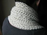 lace cable scarf knitting pattern