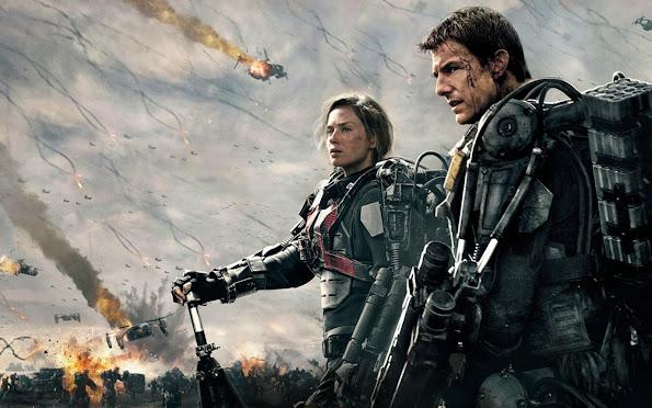 Edge of Tomorrow Movie 2014 Image 5t