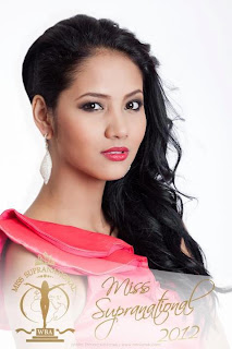 Elaine Kay Moll of the Philippines Top 5 in Miss Supranational 2012