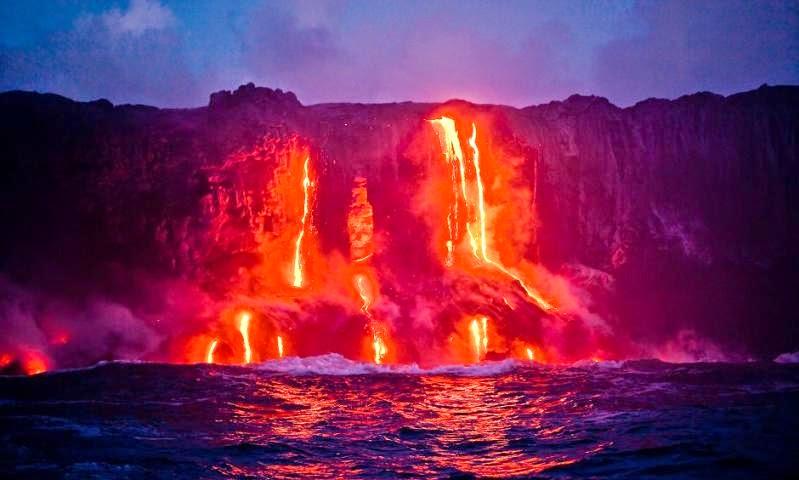 Công viên núi lửa quốc gia Hawaii - Mỹ
