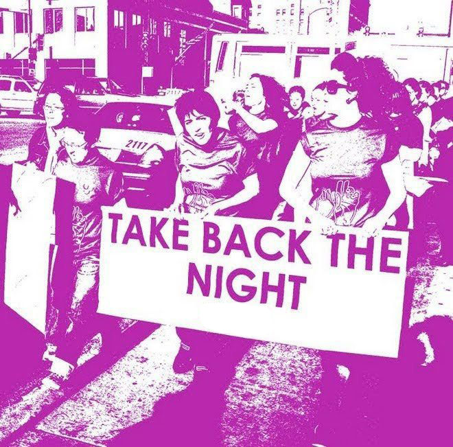 Take Back the Night at UVa