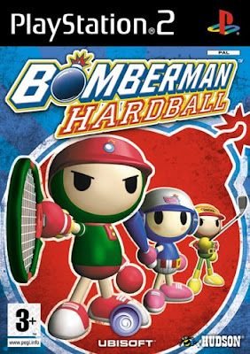 Bomberman Hardball (PS2) 2004