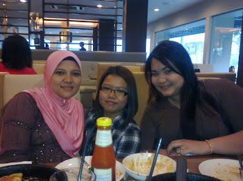 With Yati & Ainol Asyikin