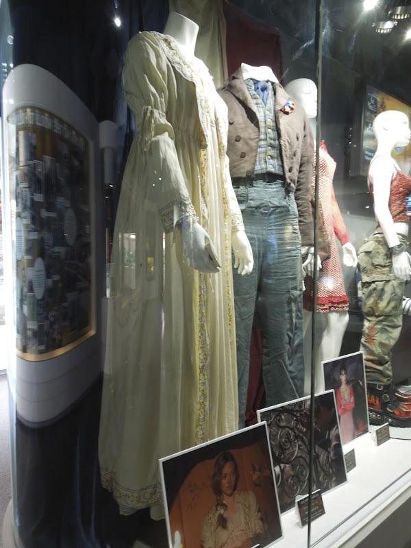 Original Les Misérables film costumes