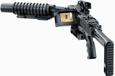 Corner Shot 40mm Grenade Launcher. Prokimal Online Kotabumi Lampung Utara