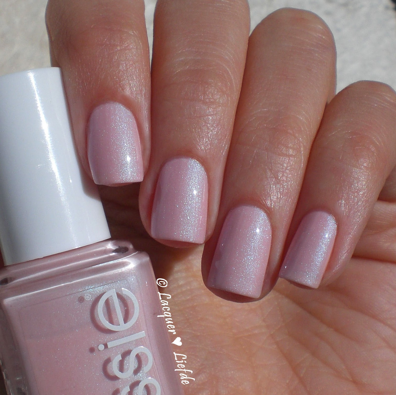Essie Cashmere Matte Collection Just Stitched