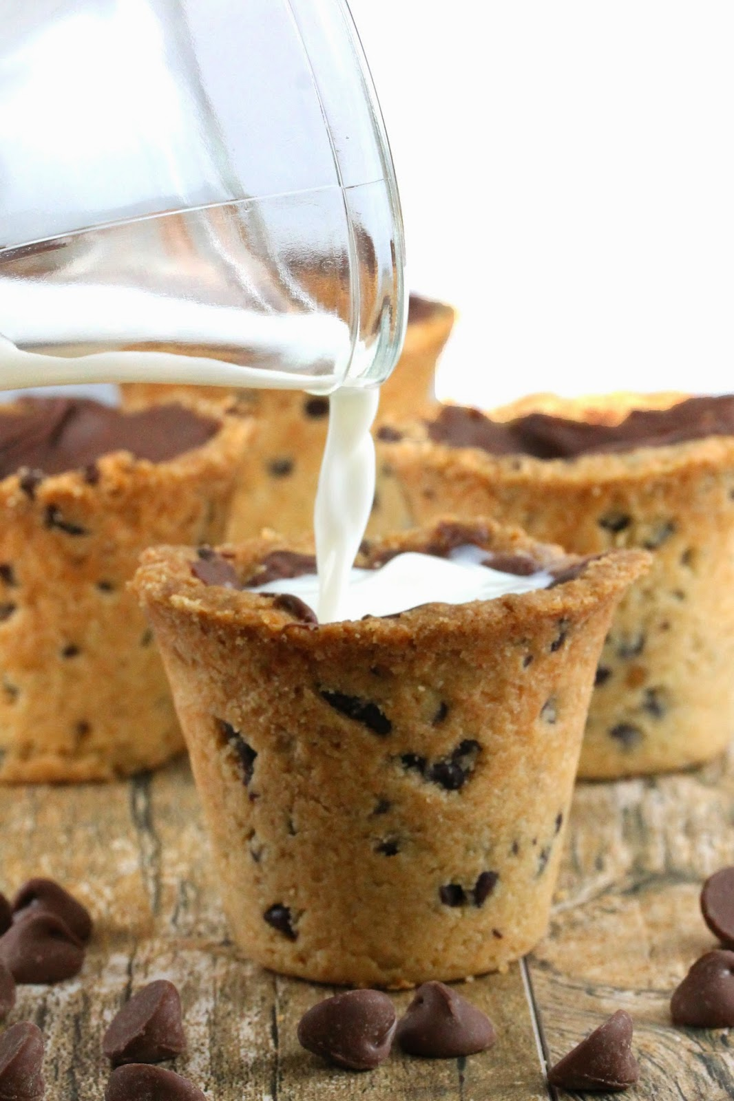 Chocolate Chip Cookie Popovers Recipes — Dishmaps