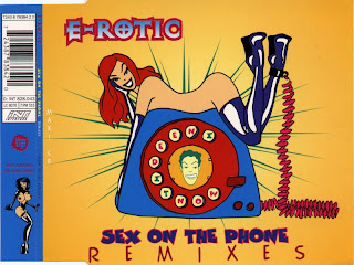 E-Rotic - Sex On The Phone (Remixes)
