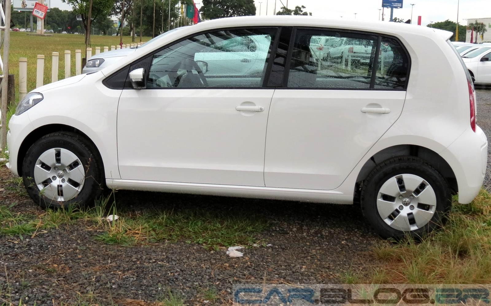 Volkswagen up! branco