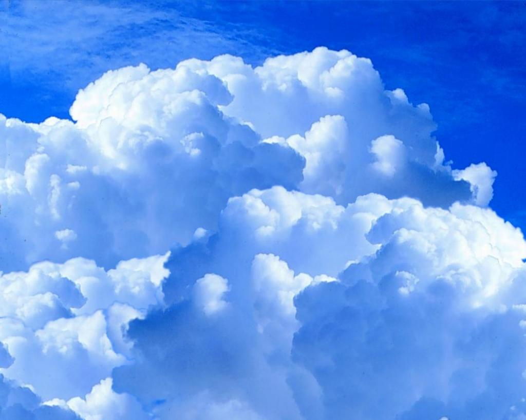 Summer season blue cloudy sky wallpapers for desktop background summer