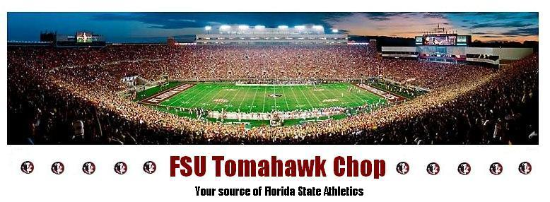 FSU Tomahawk Chop