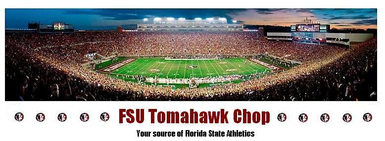 FSU Tomahawk Chop