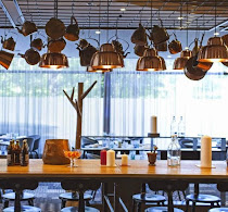 Scandic Parkin uusi ravintola Famu & Bar tarjoaa retroa ruokakulttuuria