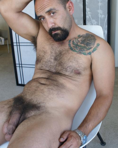 Cholo adult male nude