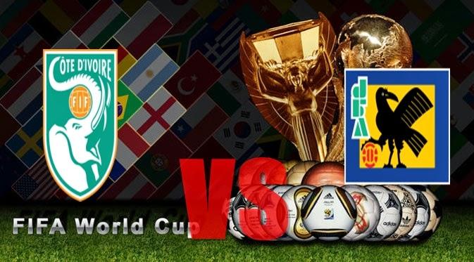 Prediksi Pantai Gading vs Jepang