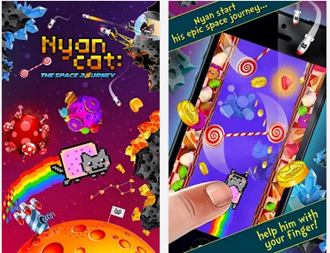 Nyan Cat: The Space Journey Cheats for Gold and Guide for ...