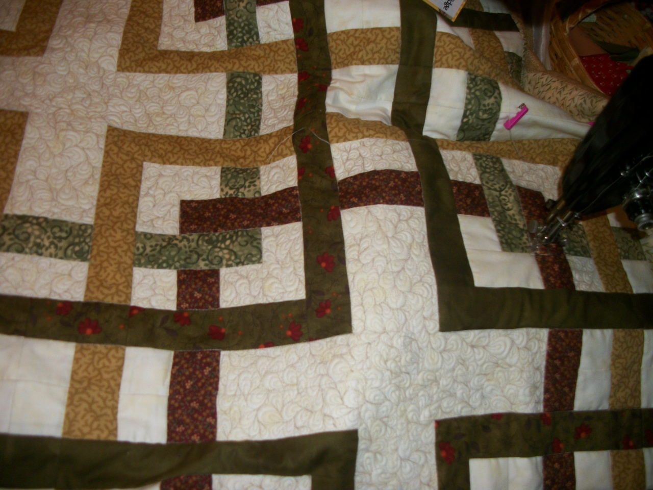 quilts quilting projects man pin grace quilt sewn with