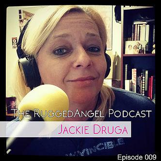 Jackie Druga Blogcast