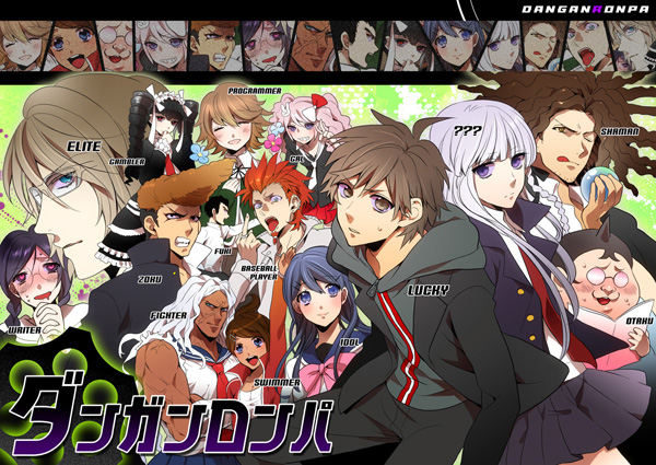 Danganronpa The Animation [Subtitle Indonesia]
