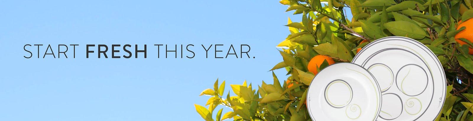 Livliga | Start fresh this year.