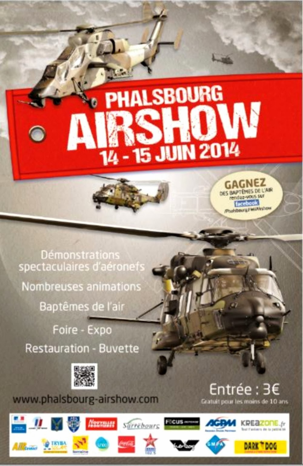 Phalsbourg Air Show 2014