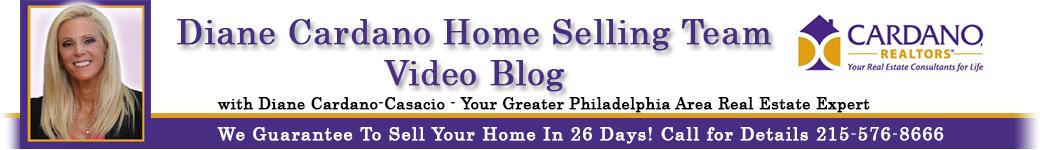 Abington Real Estate Video Blog with Diane Cardano