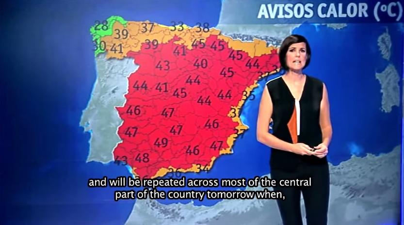 利馬氣候大會:2050 年的氣象預報