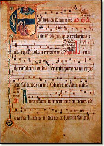 canto-gregoriano
