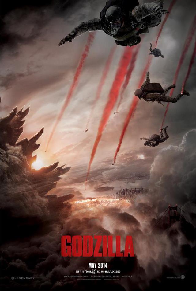 La película Godzilla